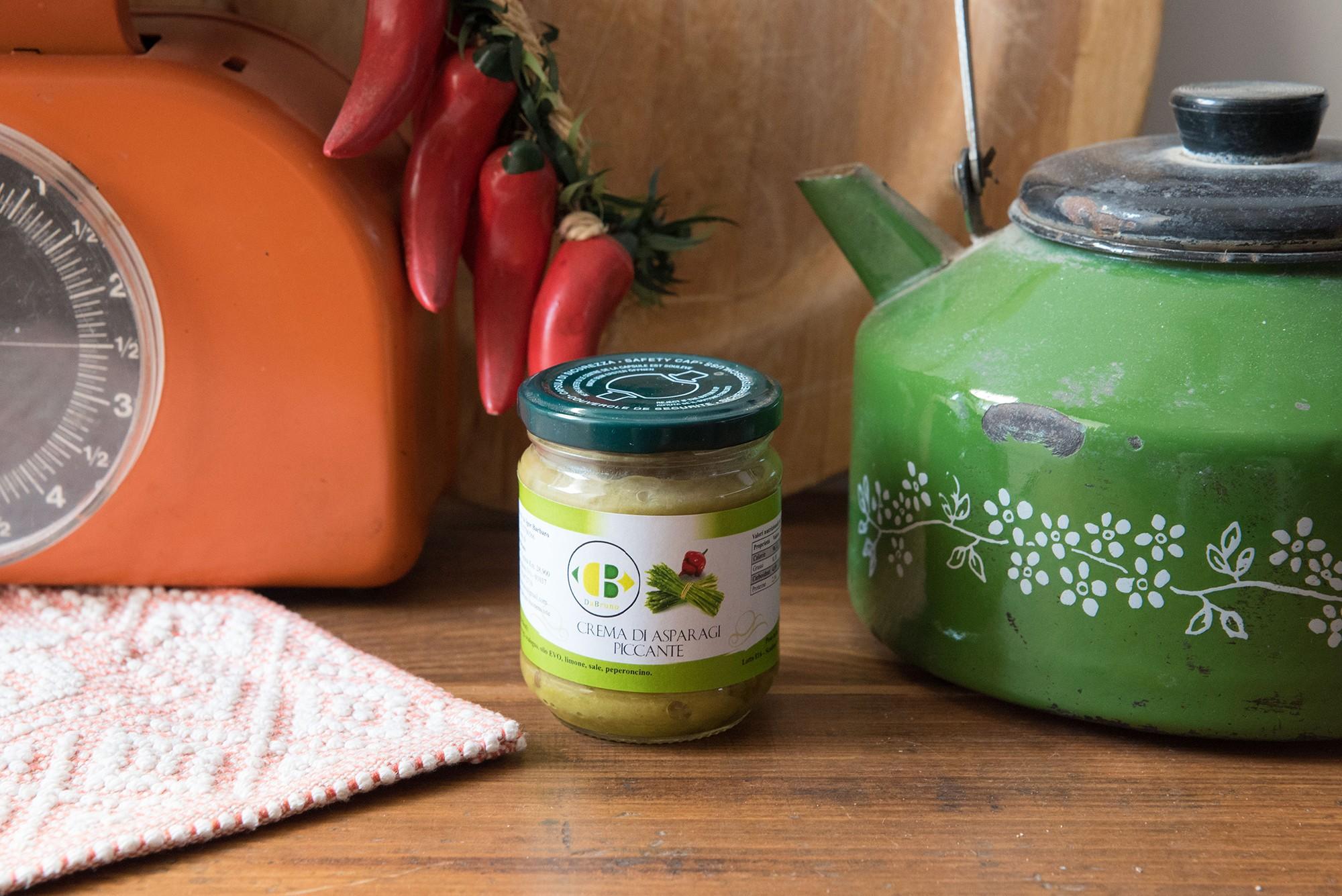 Crema di Asparagi Piccante- Da Bruno