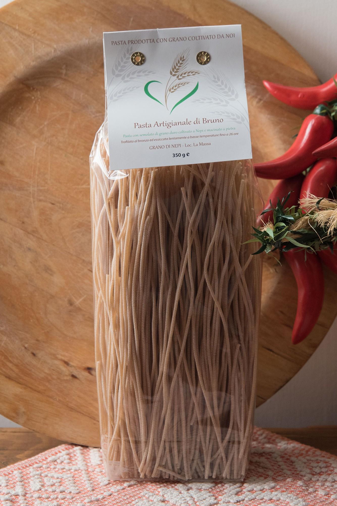 Pasta Artigianale - da Bruno - 500gr - Spaghetti