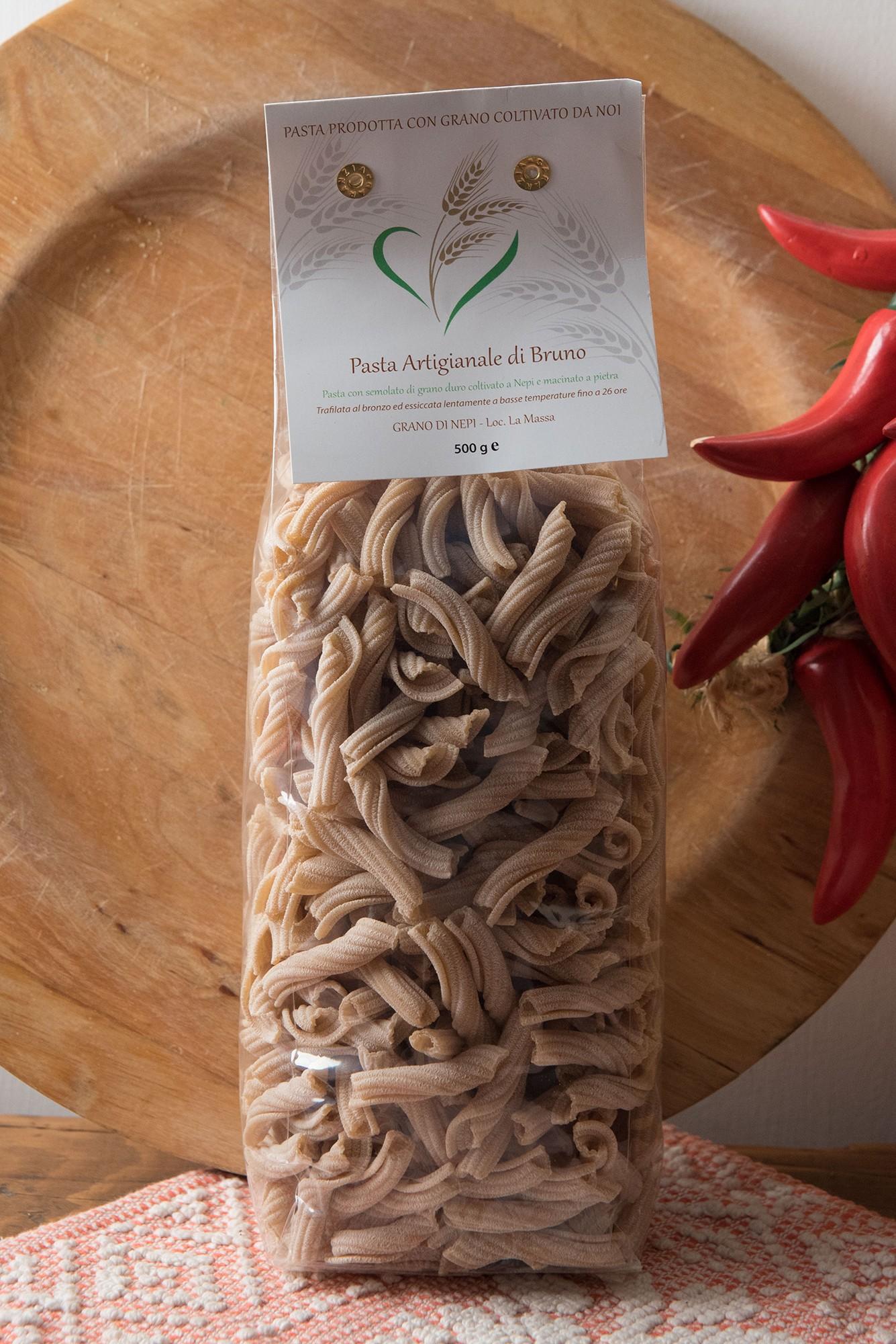 Pasta Artigianale - da Bruno - 500gr - Torchietti