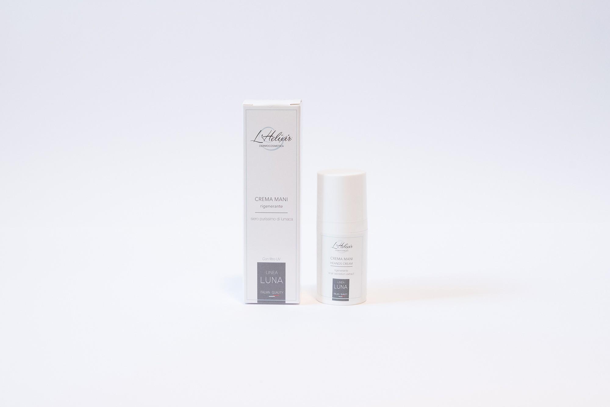 Crema Mani - 50ml - L'Helixir