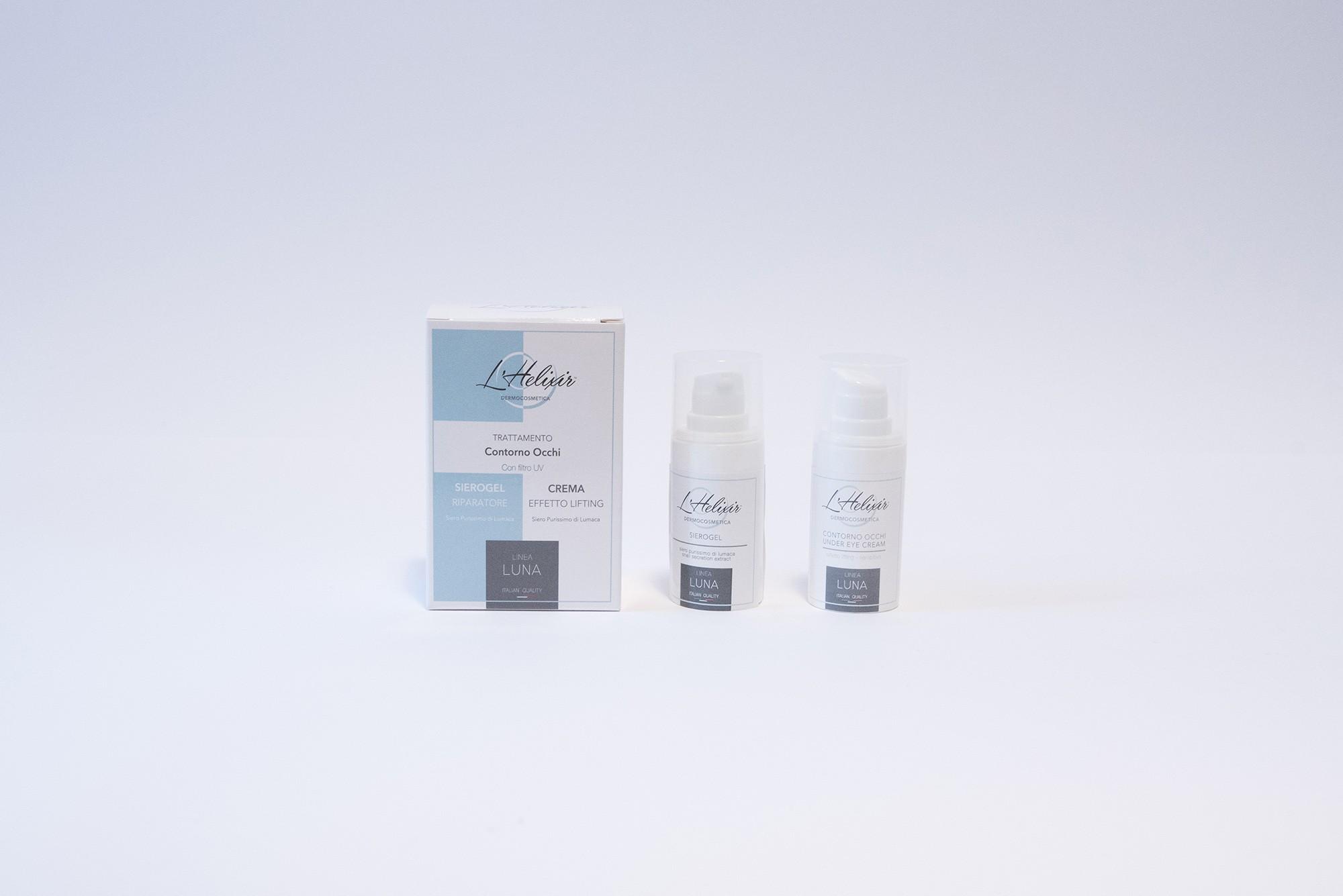 Trattamento Contorno Occhi - 2X15 ml - L'Helixir