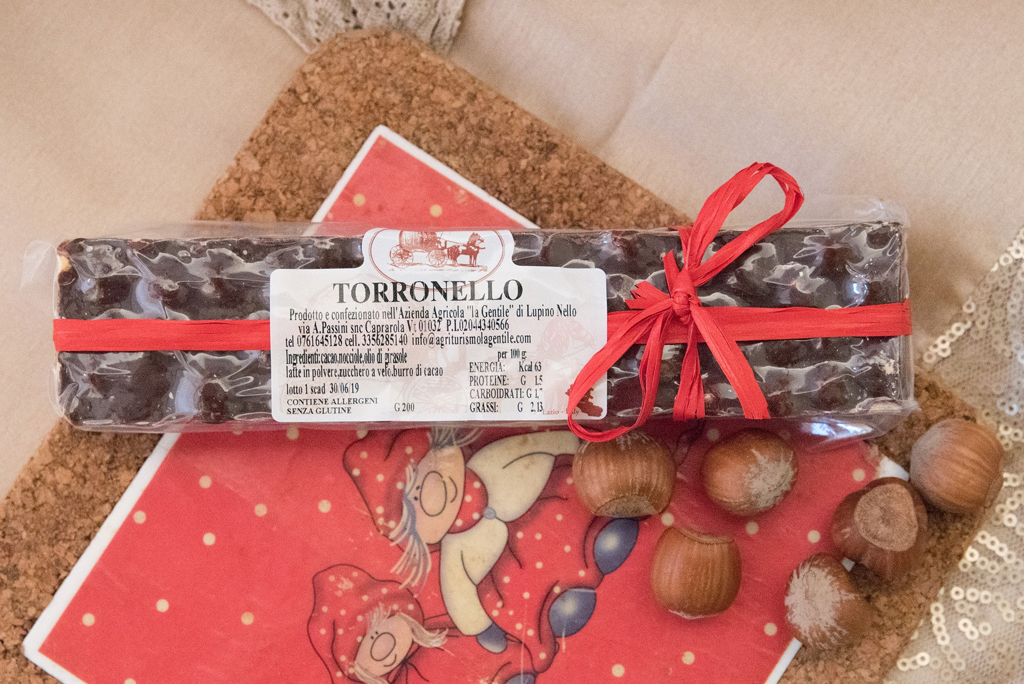 Torronello - Azienda Agricola La Gentile