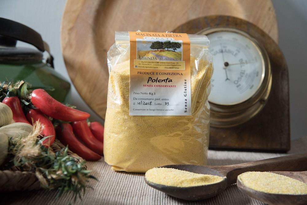 Polenta Taragna- 500g - Azienda Agricola Capati