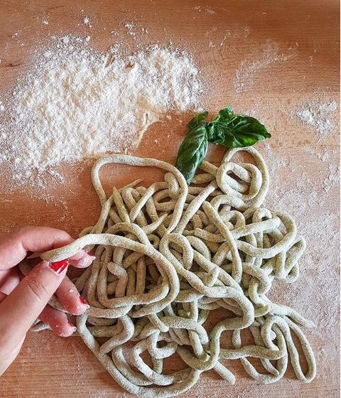 Ricetta Pici - Un primo piatto della tradizione in Tuscia