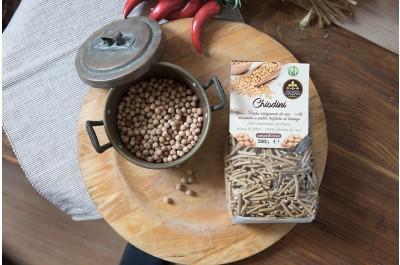 Chiodini -  Pasta di Ceci - 500gr - Azienda Agricola Goldass