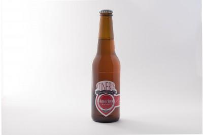 Birra Amerina - Belgian Pale Ale - 33 cl - ITINERIS
