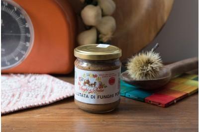 Vellutata di Funghi Porcini - 200gr - Azienda Agricola la Gentile