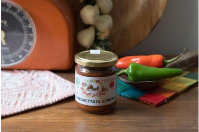Spaghettata Etrusca - 200gr - Azienda Agricola la Gentile