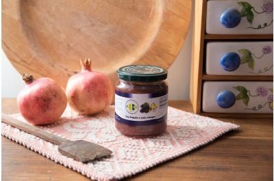 Marmellata di Uva fragola e Mele Cotogne - Da Bruno