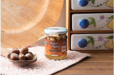 Miele e Nocciole Tostate - 250 g - Avelloil