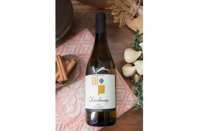 Chardonnay Vino Bianco Biologico IGT Lazio - Azienda Agricola Cassano