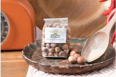 Nocciole Pralinate 150 g - Sapori di Ieri