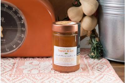 Confettura extra di Albicocche 210 g - Sapori di Ieri