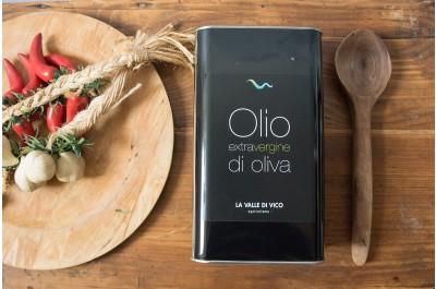 Olio EVO - 3L - Agriturismo la Valle di Vico