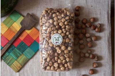 Nocciole Tostate 1 Kg - Azienda Agricola Vallicella
