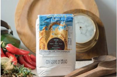 Farina Integrale - 1kg - Azienda Agricola Capati