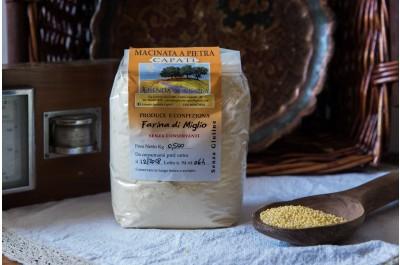 Farina di Miglio - 500gr - Azienda Agricola Capati