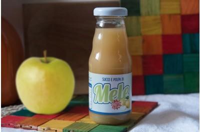 Succo e polpa di Mele - 200ml - Azienda Agricola Capati