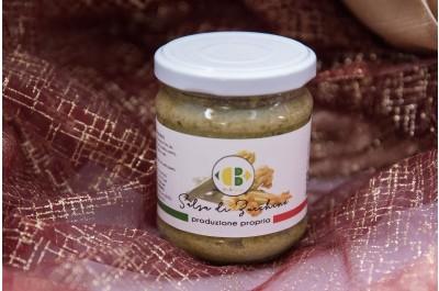 Salsa di Zucchine Romanesche - Da Bruno - 180 gr