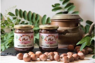 Nellina Fondente Crema di Nocciole - 200g - Azienda Agricola La Gentile