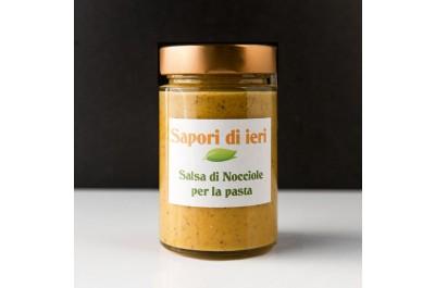 Salsa di Nocciole e Zucca per la pasta 200 gr - Sapori di Ieri