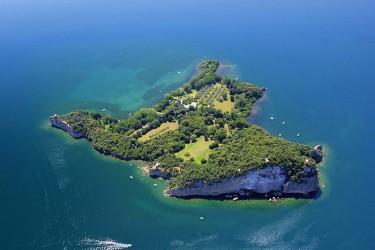 L' Isola Bisentina di Capodimonte