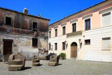 Il Palazzo Baronale di Calcata