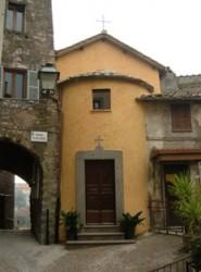 Chiesa della Sacra Famiglia - Convento P. Passionisti Carbognano