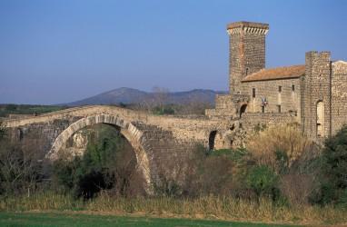 Il Castello dell'Abbadia di Vulci
