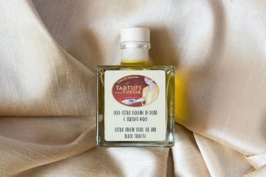Olio Evo e tartufo nero - Tartufi della Tuscia - Cose di Macchia - 90 ml