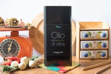 Olio EVO - 5L - Agriturismo la Valle di Vico