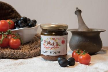 Patè di Olive - 200gr - Azienda Agricola la Gentile