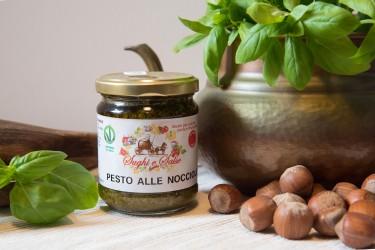 Pesto alle Nocciole - 200gr - Azienda Agricola la Gentile
