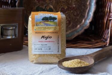 Miglio - 500gr - Azienda Agricola Capati