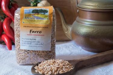 Farro - 500gr - Azienda Agricola Capati