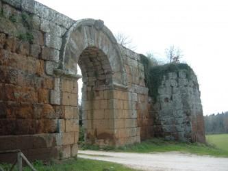 Falerii Novi e la Chiesa di Santa Maria in Faleri