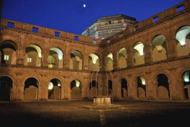 Il Forte Sangallo e il Museo Nazionale dell' Agro Falisco