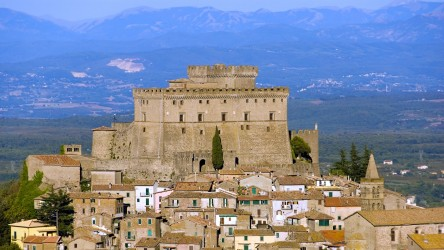 Il Castello Orsini di Soriano