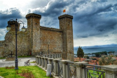 La Rocca Monaldeschi Bolsena