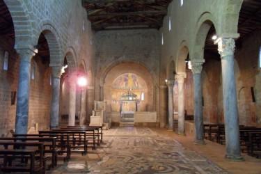 La Basilica di Sant' Elia di Castel Sant' Elia