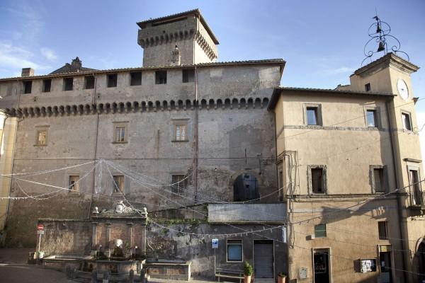 Il Castello Farnese di Carbognano