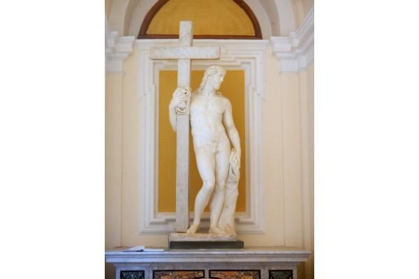 Cristo Portacroce di Michelangelo