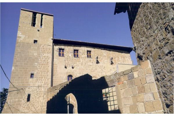 La Rocca Farnese di Cellere