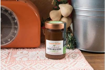 Confettura Susina, Mela e Cannella 210 gr - Sapori di Ieri