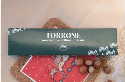 Torrone Nocciolato e Nellina Fondente - Azienda Agricola La Gentile