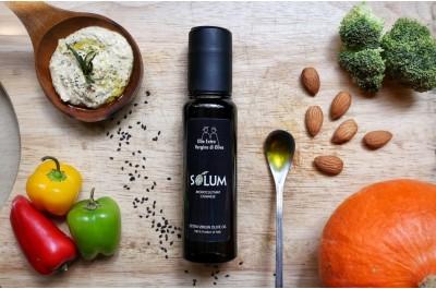 Olio EVO Solum Blend  - 500 ml - Azienda Agricola Gioacchini Antonio