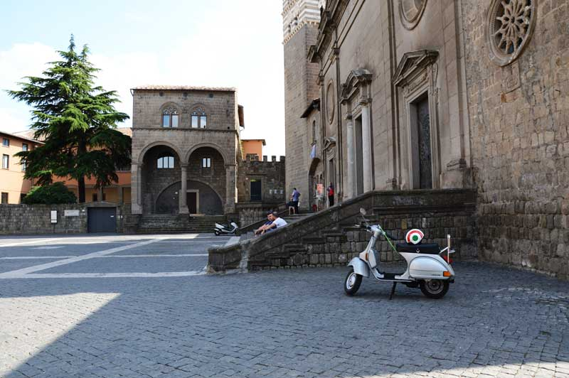 5 things to see in the old Viterbo