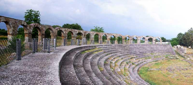 5 places to visit around Viterbo