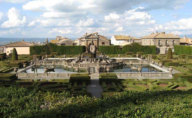 Villa Lante a Bagnaia, gioiello rinascimentale della Tuscia
