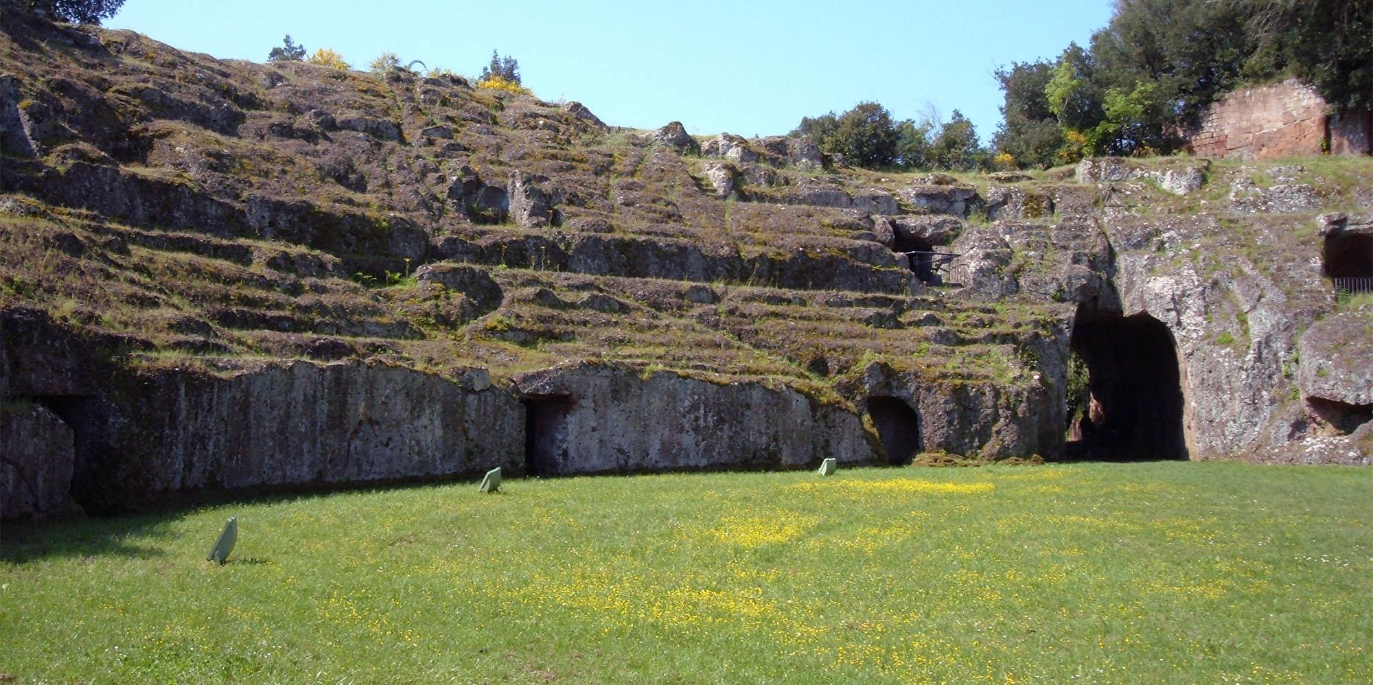 Sutri cosa vedere: 5 cose da fare nel paese degli etruschi